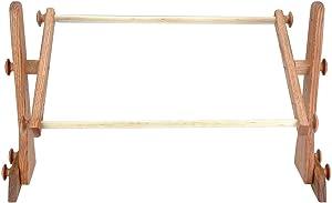 AMERICAN DREAM PRODUCTS Adjustable Oak Lap Frame (LS001)