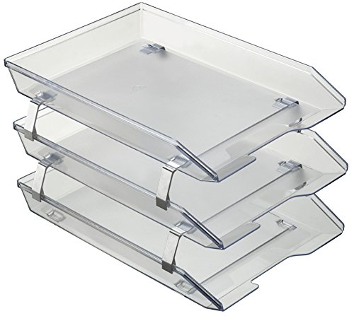 iers Triple Letter Tray Frontal (Crystal Color) ()