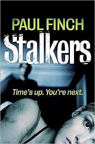 Amazon Stalkers Detective Mark Heckenburg Book 1 8601404218408 Paul Finch Books