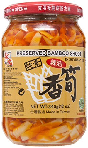 bamboo shoot in chili oil - 2