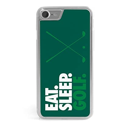 release date: ddbd9 f935b eat. Sleep. Golf. iPhone 7 case | Golf Phone Cases by: Amazon.in ...