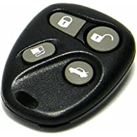 OEM Electronic Cadillac Keyless Entry Remote (FCC ID: ABO1602T / P/N: 16259829, 16196066, 16259819, 16183016)