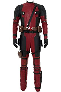 Yacm Deadpool máscara Disfraz Traje Deadpool costumeCosplay ...