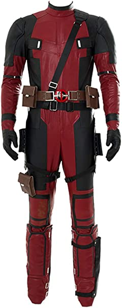 Xiemushop Disfraz de Halloween Movie Hero Cosplay Heroes para ...