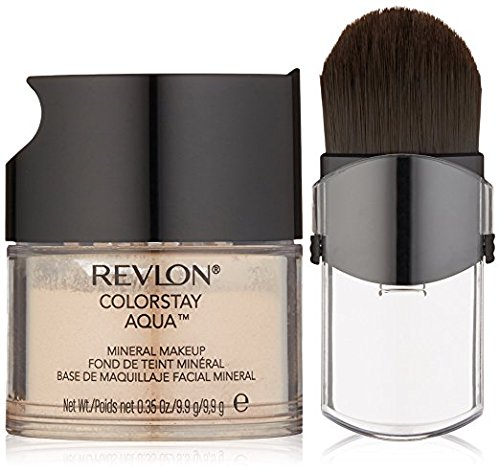 Makeup Revlon Mineral (Revlon Colorstay Aqua Medium Mineral Makeup -- 2 per case.)