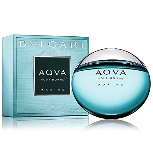 Aqva Marine (Bvlgari Aqua Marine Eau de Toilette Spray, 5 Ounce)