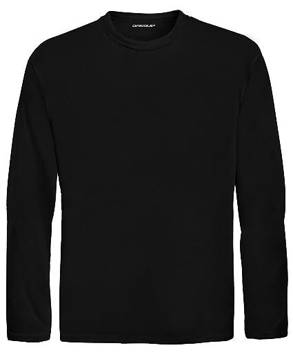 0ba09c4a Amazon.com: DRI-Equip Youth Long Sleeve Moisture Wicking Athletic Shirts.  Youth Sizes XS-XL: Clothing