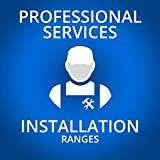 Professional Service Installation of Range