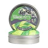 """Aaron's Putty World Chameleon Heat Sensitive Hypercolor 4"""" Tin"""