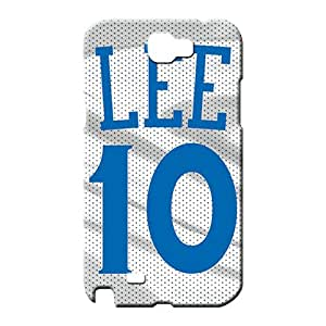 samsung note 2 case Shockproof Durable phone Cases phone cover skin player jerseys