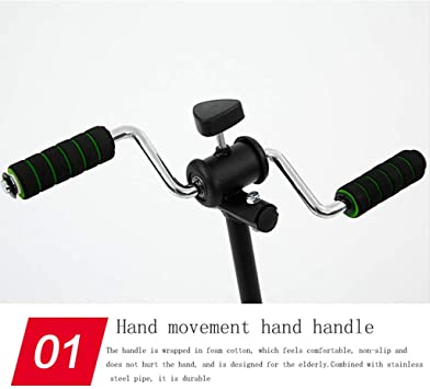 FANGDA - Pedal portátil para rehabilitación de Bicicletas de ...