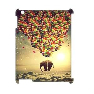 Winfors Balloon Phone 3D Case For IPad 2,3,4 [Pattern-6]