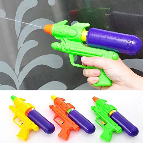 2016 rainbowkids New released Child toys ,19.5*11cm Ramdon Color Kids Summer Water Squirt Pistol Beach Water Gun Swim Toy,for boys or girls 1 to 10 years