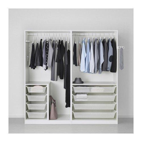 Ikea 2204.232911.1434 - Armario, Color Blanco Brillante ...