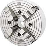 South Bend Lathe SB1213 10-Inch 4-Jaw Plain Back Independent Chuck