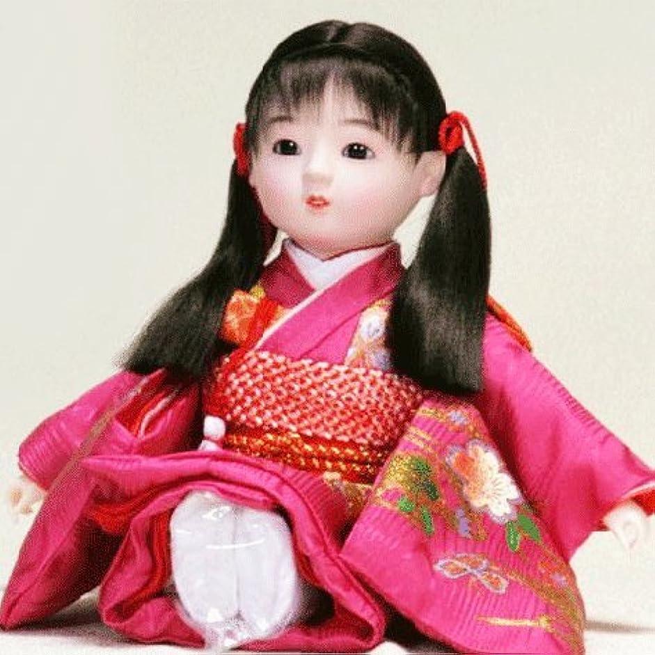 放映歴史チーター人形ケース355 間口35×奥行27×高さ40cm(ケース内寸) 黒塗り ガラスケース 木製戸付 博多人形 市松人形