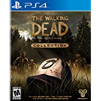 The Walking Dead Collection: The Telltale Series for PlayStation 4 by Warner Home Video