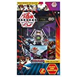 Bakugan, Deluxe Battle Brawlers Card Collection with Jumbo Foil Garganoid Ultra Card, for Ages 6 and Up, Multicolor