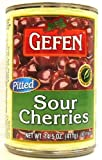 Gefen Pitted Sour Cherries 14.5 Oz. Pack Of 1.