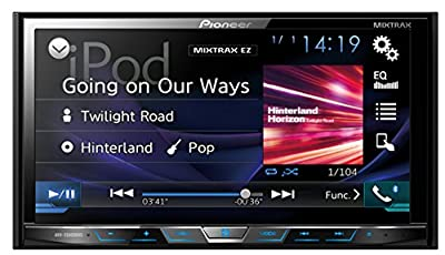 "Pioneer AVHX5800BHS 2-DIN Receiver with 7.0"" Display/Built-In Bluetooth/Siri Eyes Free/AppRadio One/HD Radio from Pioneer"