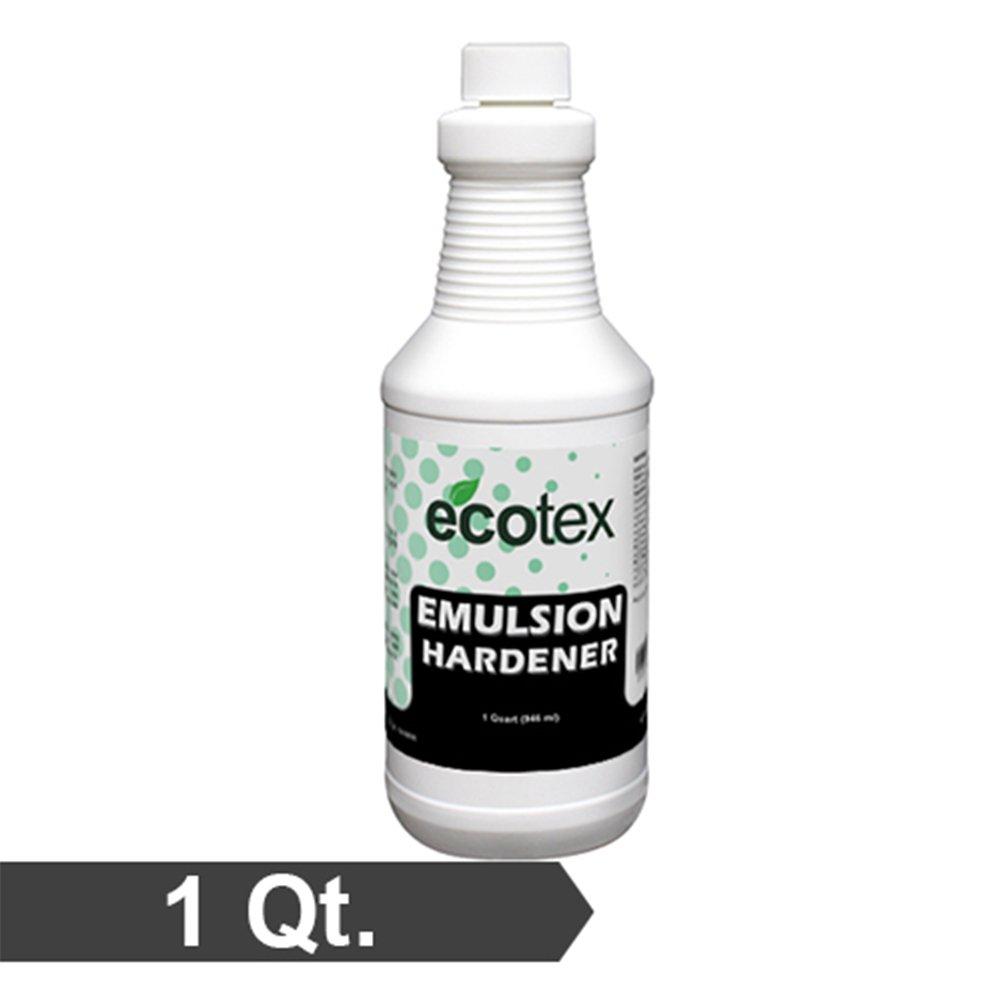 Ecotex Emulsion Hardener - Long Run Screen Printing Emulsion Hardener (1 Quart)