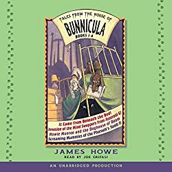Tales From the House of Bunnicula: Books 1-4
