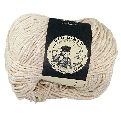 elann Den-M-Nit Yarn   10 Ball Bag   Denim - Cotton Hand Dyed Yarn