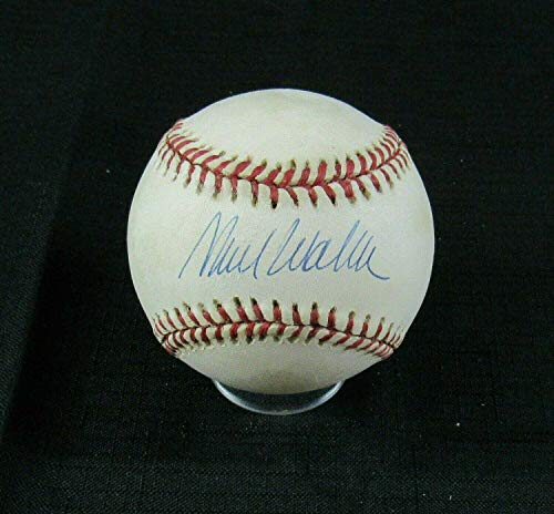 Mark Wohlers Signed Ball - Rawlings 1995 World Series B120 VI - Autographed Baseballs