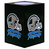 The Northwest Company NFL Carolina Panthers Square Flameless Candle