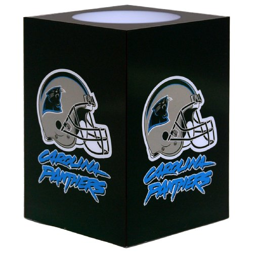 Nfl Candle - NFL Carolina Panthers Square Flameless Candle