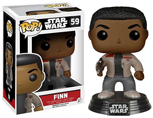 Star Wars: EP7 - Finn POP Figure Toy 3 x 4in