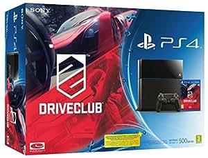 PlayStation 4: Console 500 GB B Chassis + Driveclub [Bundle] [Importación Italiana]