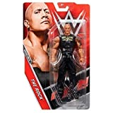 WWE Basic Series 68.5 Action Figure - The Rock 'Team Bring it' T-Shirt