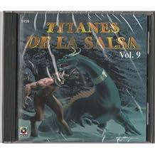 Titanes De La Salsa Vol.9