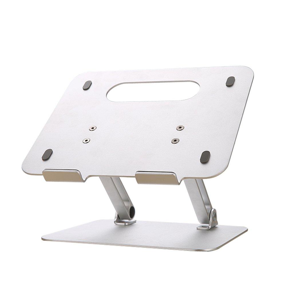 XY Soap dish Notebook Cooling Stand, Apple Mac Desktop Computer Aluminum Table Top Folding Anti-Cervical, Aluminum Alloy Laptop Desk, 150mm 200mm 20mm