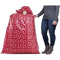 Hallmark Jumbo Christmas Gift Bag (Snowflake)
