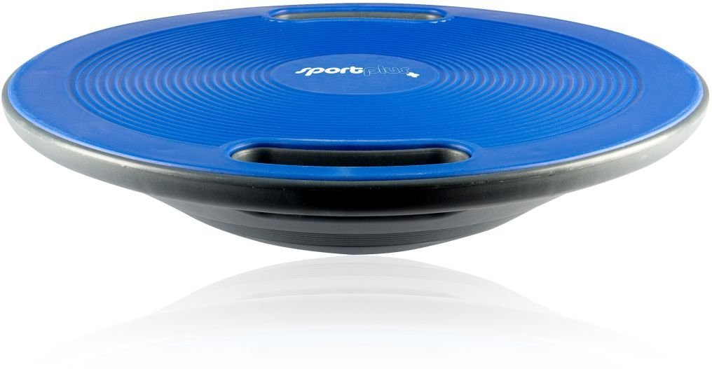 SportPlus Balance Board with Handles – 40 cm Diameter Wobble Board – Perfect for Strenght Training, Coordination and Balance Latupo GmbH SG uk sporting goods LB285 SP-BB-001