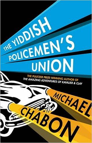 YIDDISH POLICEMEN S UNION EBOOK