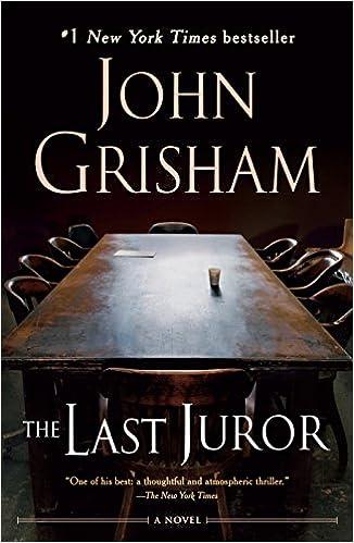 John Grisham Last Juror
