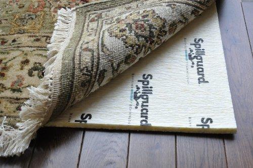 Carpenter, 5'x8', 3/8'' Visco- Elastic Memory Foam, Spillguard DuPont Barrier Rug Pad