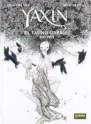 YAXIN EL FAUNO DE GABRIEL CANTO I