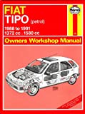 Fiat Tipo Owners Workshop Manual (Haynes Owners Workshop Manuals)