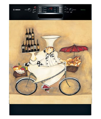 Appliance Art Peddler Dishwasher Magnet