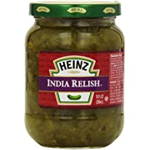 India Relish, 10-Ounce (Pack of 12)