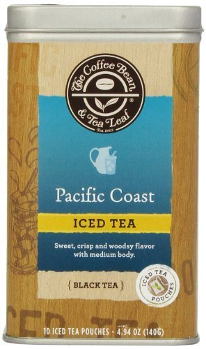 The Coffee Bean & Tea Leaf Pacific Coast Iced Black Tea, 4.94-Ounce by Coffee Bean & Tea Leaf - Coffee Beans Coffees
