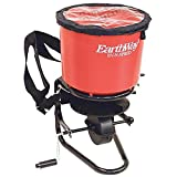 EARTHWAY PRODUCTS 199435 Earthway 3100 Professional 40lb. Hand Crank Broadcast Spreader, Red