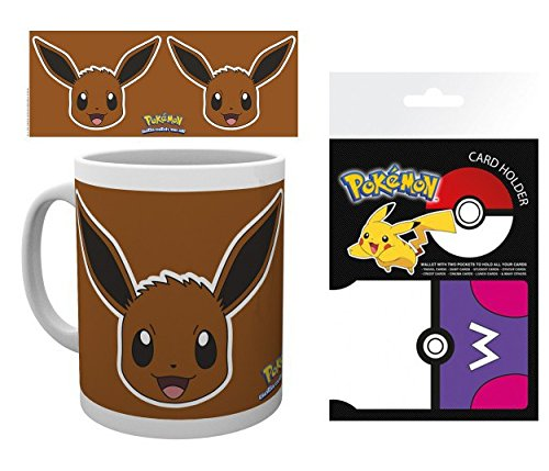 Set: Pokemon, Gotta Catch 'em All, Eevee Normal Photo Cof...