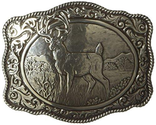 Deer Buckle - 8