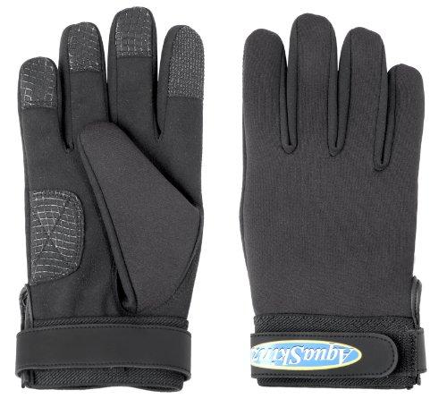 AquaSkinz Black Thunder Sports Glove - X-Large