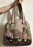 Handmade bag chic love it.